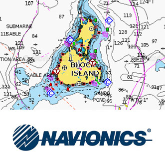New Harbor Boat Basin Direction & Distances Charts